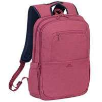 "RivaCase BackPack 7760 15.6"" Red"