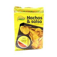 Zanuy Combos Salsa & Cheese 200GR