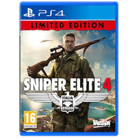 Sony PS4 Sniper Elite 4 Limited Edition