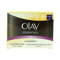 Olay Essentials Complete Night Cream 50ml