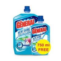 Der General Floor Cleaner Shine Spring 3L + 750F