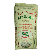 Sinnara Gold XXL Extra Classic 1121 Steam Indian Basmati Rice 38Kg