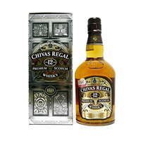 Chivas Regal 12 Years Old whisky 43%V Alcohol 75CL