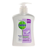 Dettol Anti Bacterial Liquid Hand Soap Sensitive 200 ml