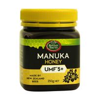 Mother Earth Manuka Honey UMF 5+ 250g