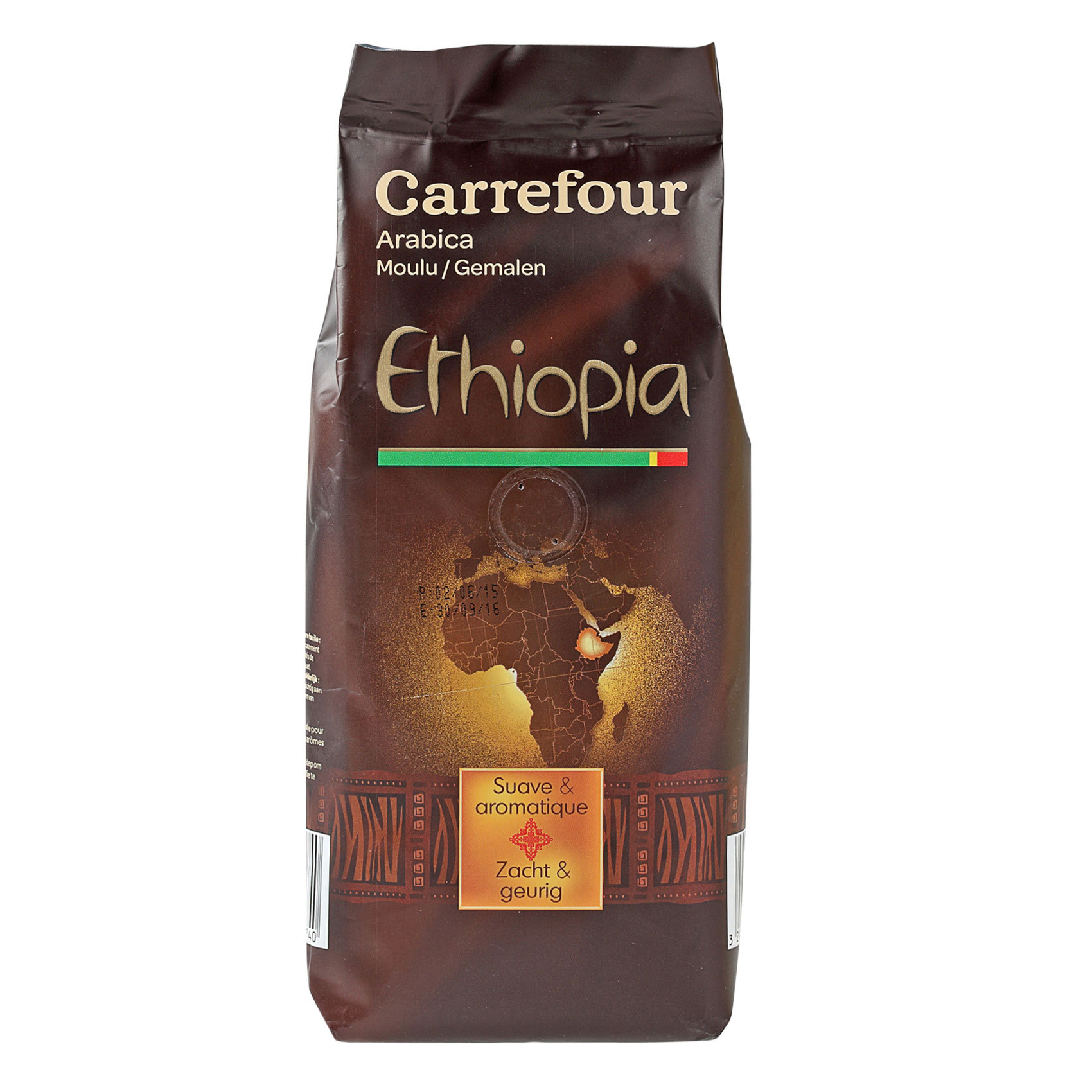 CRF COFFEE ARABICA ETHIOPIA 250G