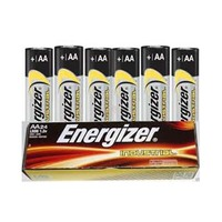 Energizer Advanced TYPE AA Alkaline Battery X6