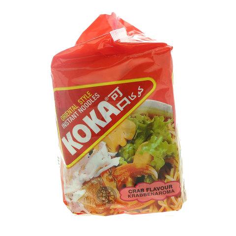 Koka-Oreintal-Style-Crab-flavor-Noodles-(5x85g)