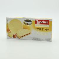 لواكر تورتينا شوكولاتة بيضاء 125 جرام