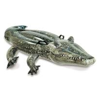 INTEX Realistic Gator Ride On 170 X 86 Cm