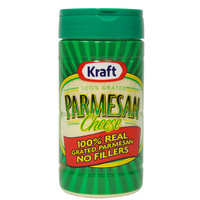 Kraft Grated Parmesan Cheese 227g