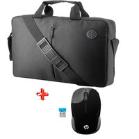 "HP Topload Bag 15.6""+HP Wireless Mouse"