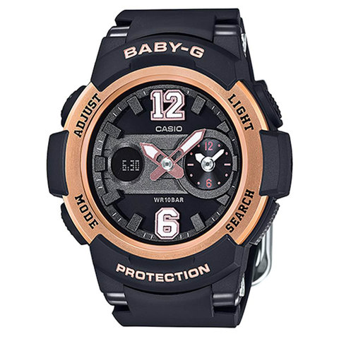 41bc98577892 Buy Casio Baby G Women  39 s Analog Digital Watch BGA-210-1B Online ...
