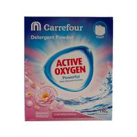 Carrefour Detergent Powder Top Load with Softener 110g