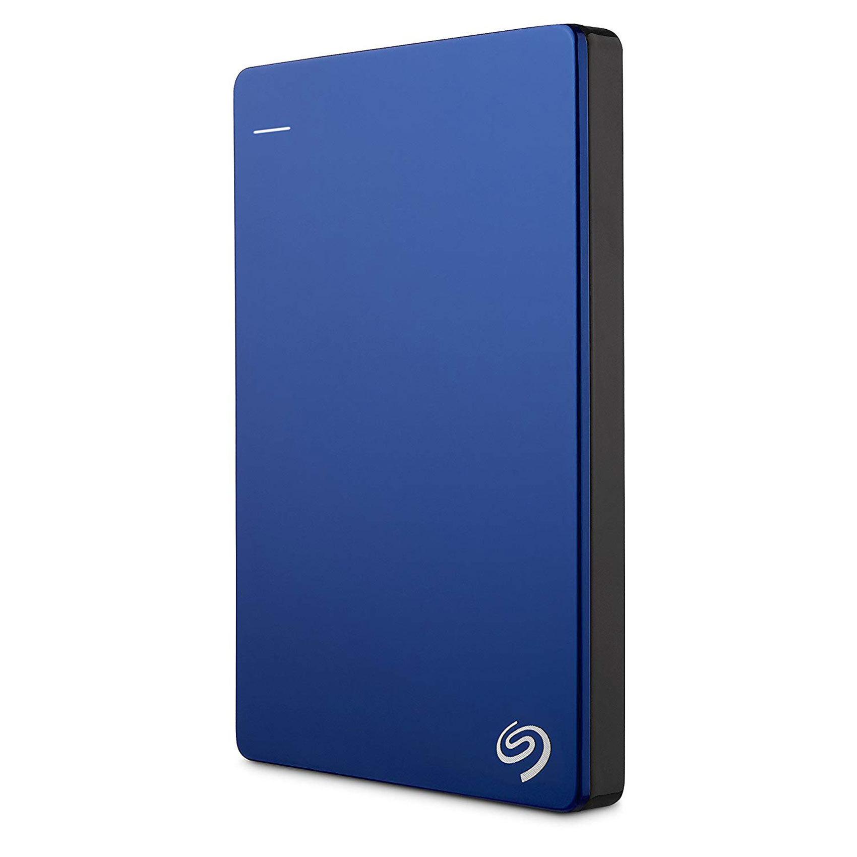 SEAGATE HDD 2TB BKUP+PORT SLIM BLU