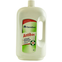 Carrefour Antiseptic Disinfectant Liquid 4L