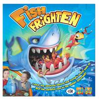 Fish Trouille Large Shark Mouth Bite Finger Game