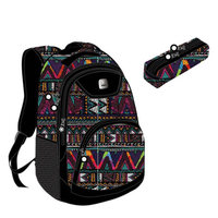 "Wires Backpack 19"" Printed + Pcase1"