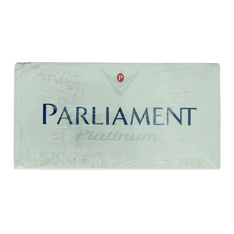Parliament-Platinum-200-Cigarettes(Forbidden-Under-18-Years-Old)