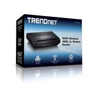 TrendNet Wireless ADSL Router TEW-722BRM N300