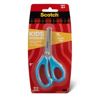 "3M Scotch Kids Scissors 5""(Assorted Colors)"
