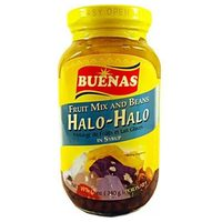 Buenas Fruit Mix And Beans Halo Halo 340g