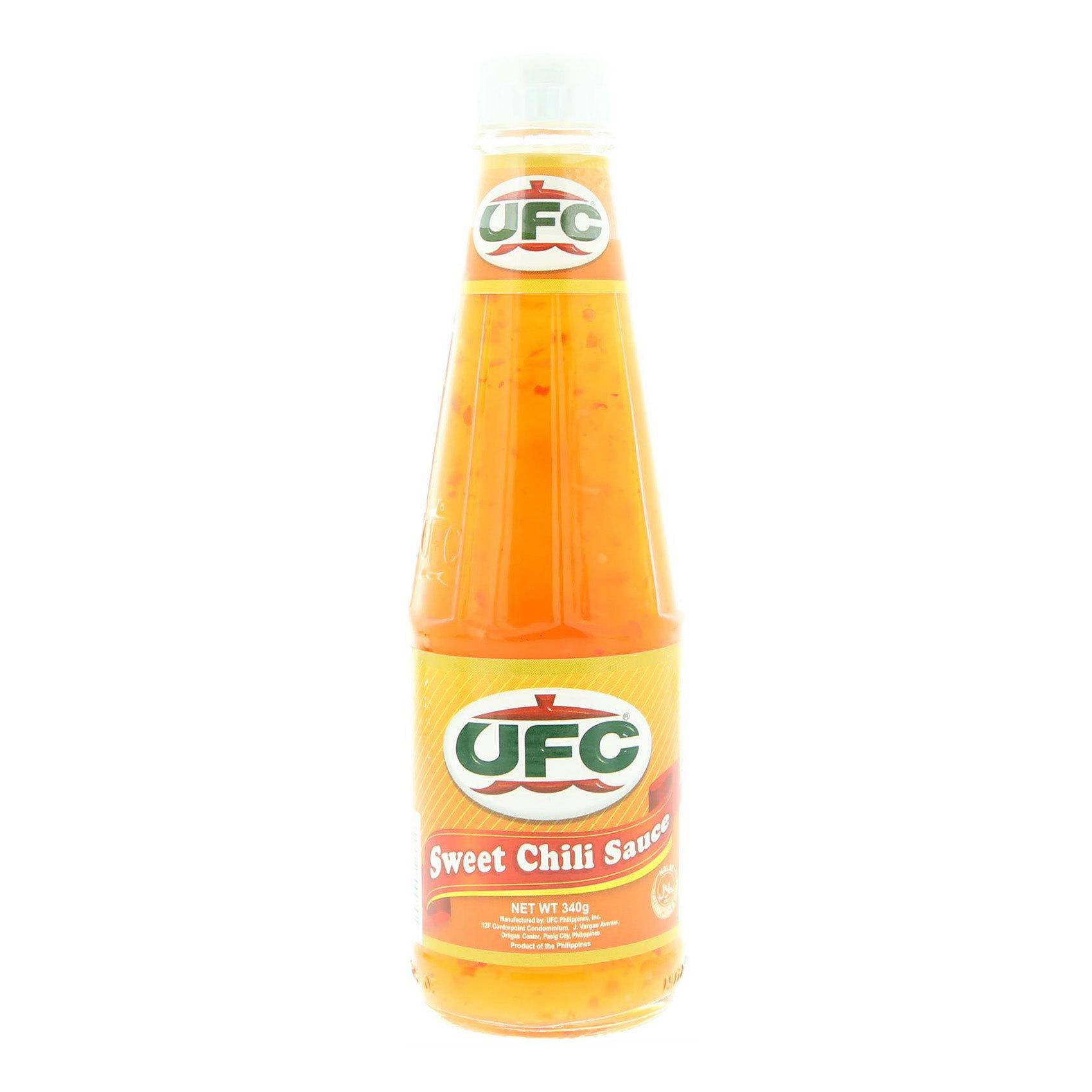 UFC SWEET CHILLI SAUCE 340G
