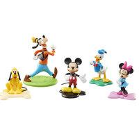 Jakks Pacific Set de 5 figurines Disney Mickey