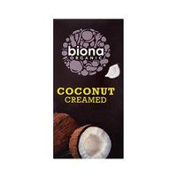 Biona Organic Creamed Coconut 200GR