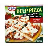 Dr Oetker Mozzarella Pizza 412 g