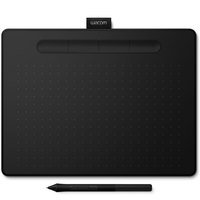 Wacom Graphic Pen Tablet Intuos S CTL-6100WL Bluetooth Black