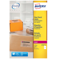 Avery Clear Address Label L7567-25
