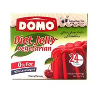 Domo Jelly Vegetarian Cherry Diet 30GR