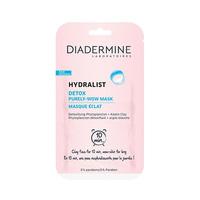 Diadermine Hydralist Detox Masque 8GR X 3