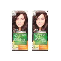 Garnier Color Hair Light Ash Brown No.5.1 2 Pieces