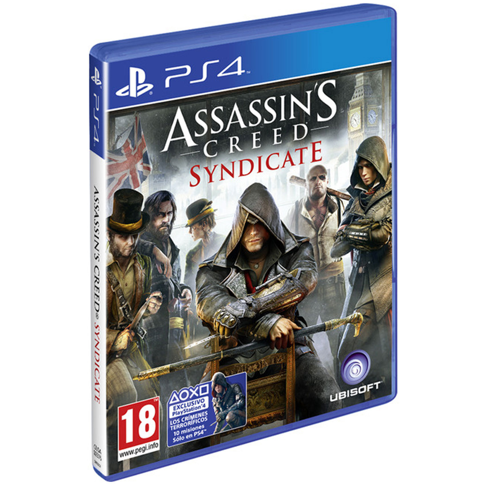 SONY PS4 ASSASSINS CREED SYNDICA SP