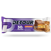 Detour Lower Sugar Whey Protein Bar Peanut Butter Cream 85g