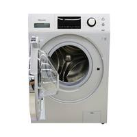 Hisense Washer Machine Front Load WFB1014VS 10 KG 1400 Rpm Silver
