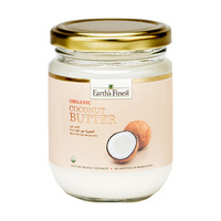 Earth`s Finest Organic Coconut Butter 200ml