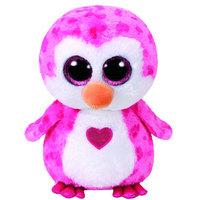 Ty Beanie Boos Penguin Juliet Pink 9