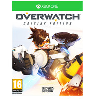 Microsoft Xbox One Overwatch