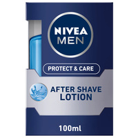 Nivea Men After Shave Lotion Protect & Care 100ml