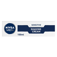 Nivea Men Shaving Cream Sensitive 100ml