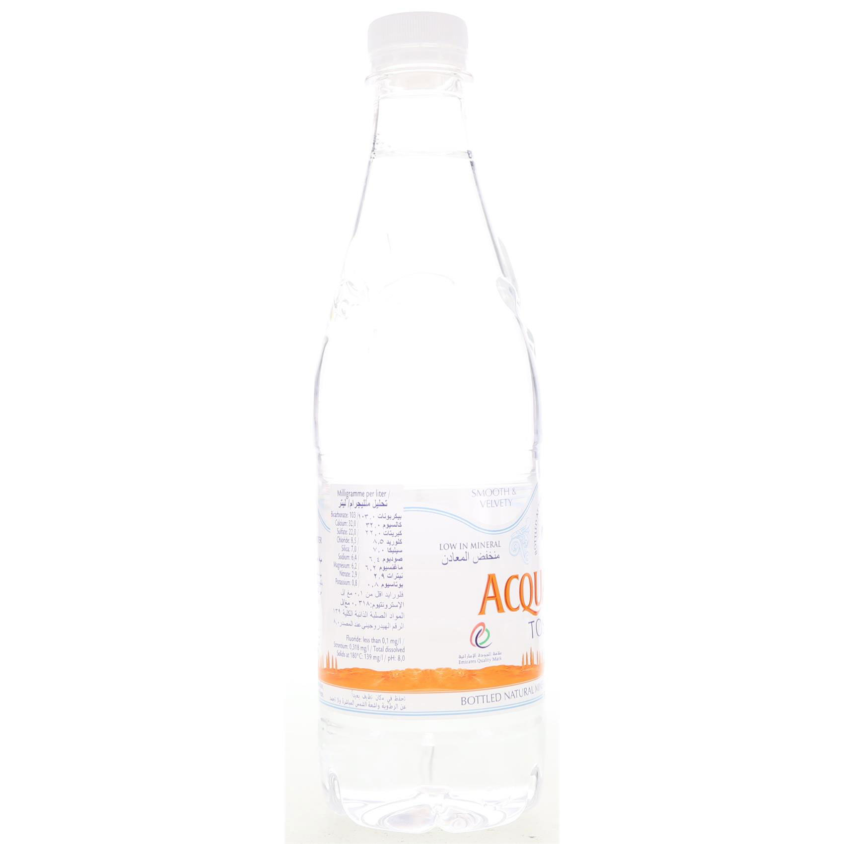 A. PANNA NAT.MINERAL WATER 500ML
