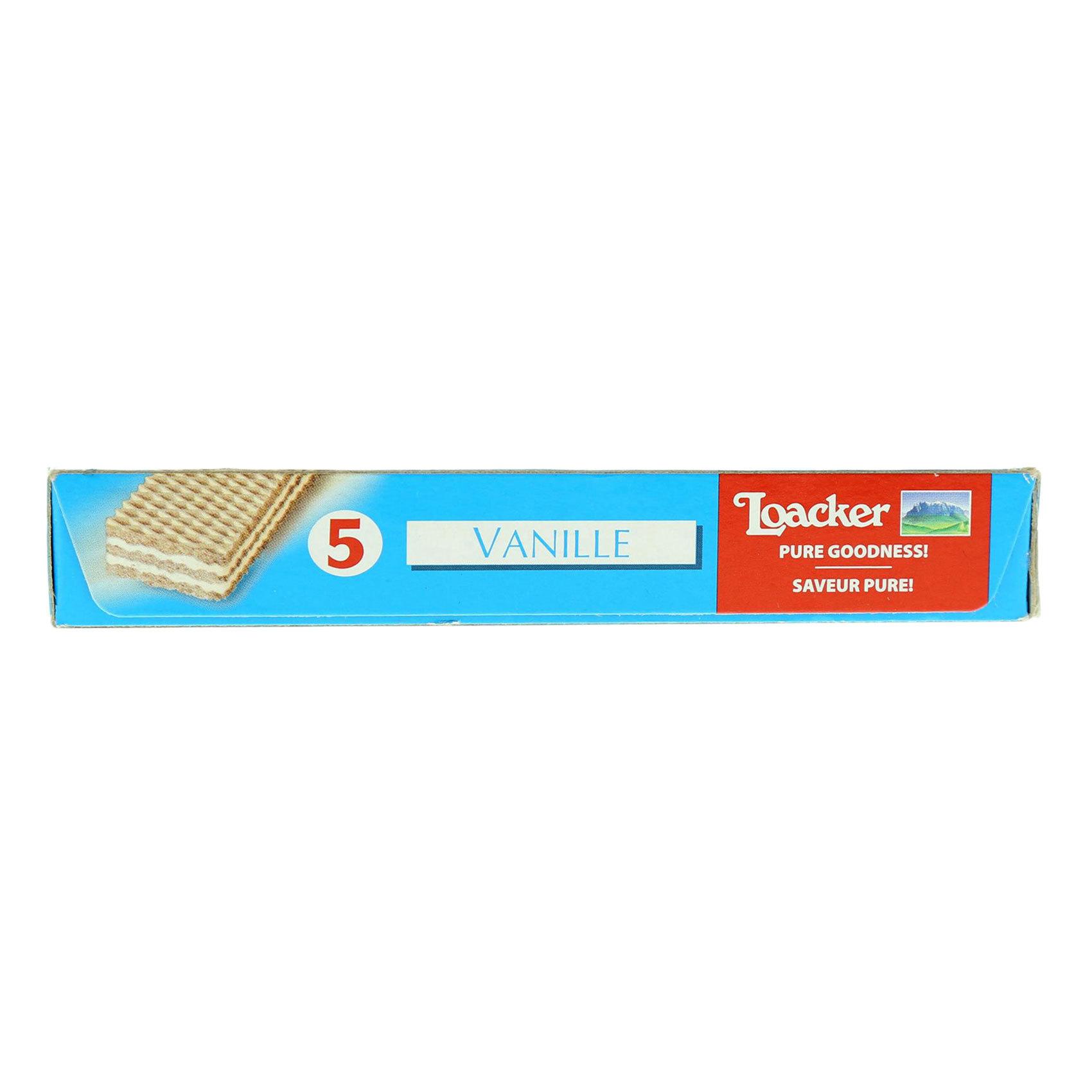 LOACKER MULTIPACK VANILLA 45GX5
