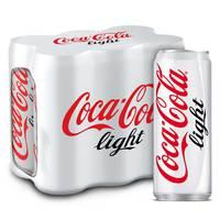 Coca-Cola Light 6x330ml