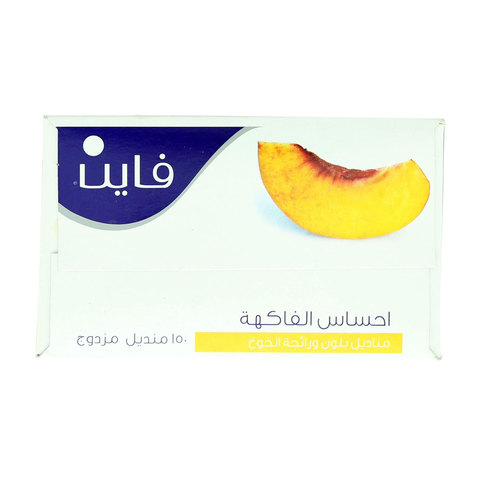 Fine-Sensations-Peach-Coloured-&-Scented-Tissues-150-Tissues