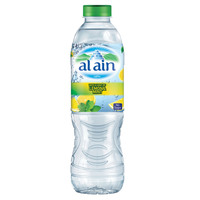 Al Ain Bottled Drinking Water with a Hint of Lemon And Mint 500ml