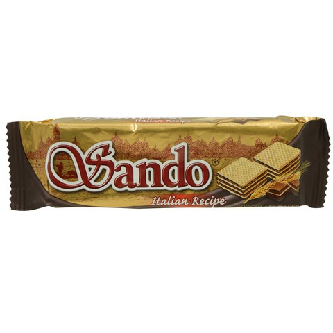 Sando-Chocolate-Wafer-Italian-Recipe-32g
