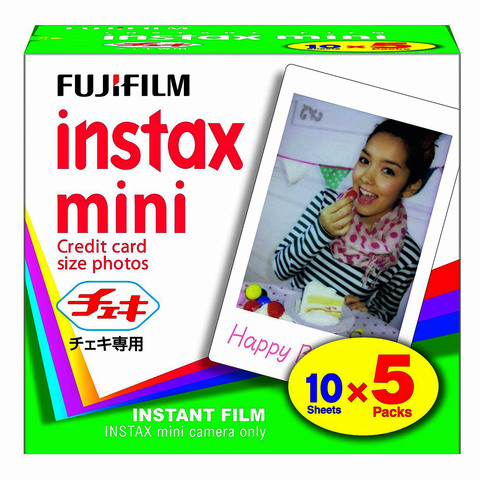 Fujifilm-Film-Instax-x5-Packs
